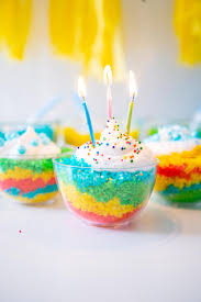 Buy Or Diy Rainbow Birthday Cake For Kids Inspiration Blog