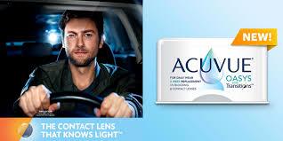 Acuvue Oasys Light Sensitivity Transition Contacts For Light Sensitivity Murata Eyecare