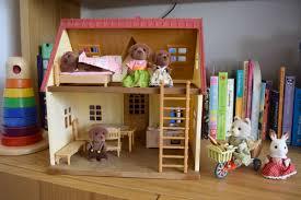 Sylvanian Families Giveaway Rainbeaubelle - Swivel classy sylvanian families living room set