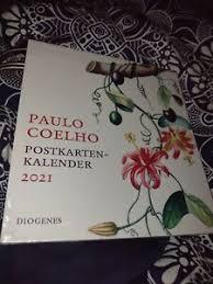 Bøger se alle luk populære områder. Paulo Coelho Kalender Gunstig Kaufen Ebay
