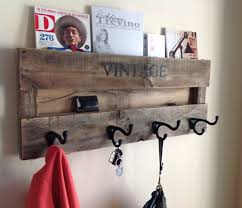 Reclaimed Wood Coat Rack Shelf Reclaimed Wood Wine Racks and Shelves Home Inspiration 67