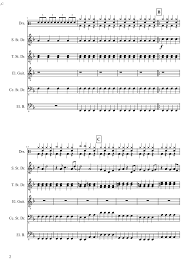 mr blue sky piano sheet music free mr blue sky musescore