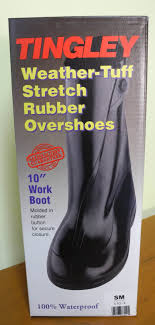 Tingley Rubber Overboots