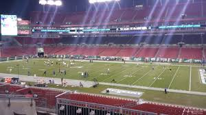 Raymond James Stadium Seating Chart Concert Tampa Bucs Stadium Online Charts Collection