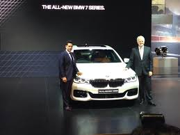 bmw new car releaseAuto Expo 2016 Day 1 Highlights  Sachin Tendulkar Launches New