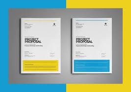 Proposal Word Template 24 Best Business Proposal Template Design DesignYep 13