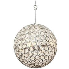 disco ball chandelier modernist lighting crystal