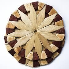 Natural Wood Trivets ...