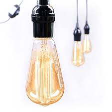 6 pack vintage edison light bulbs 60w e26 e27 base dimmable replacement light bulbs for wall sconces lights antique squirrel cage lights pendant island