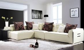 stylish living room furniture. 16 Functional Solutions How To Decorate Stylish Living Room With Corner Sofa Stylish Living Room Furniture