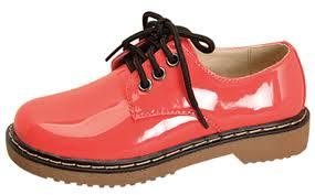Coco Jumbo Shoes Size Chart Coco Jumbo Girls Cookie Oxford Shoes
