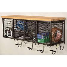 linon 4 basket wall organizer 23 5 l