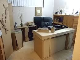cardboard office furniture. Cardboard Office With Style Eclectic-home-office-and-library Furniture H