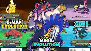 New Pokemon GBA ROM Hack With... - PokemongamesCombat