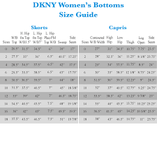 Dkny Size Chart Dkny Shoes Size Guide Dkny Sandals
