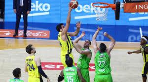 Fenerbahçe Beko 84-75 TOFAŞ - Son Dakika Spor Haberleri