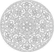 Printable Mandalas Coloring Pages Animal Mandala Coloring Pages Life