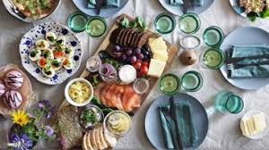 Ikea Swedish Easter Paskbord All You Can Eat Buffet 2019