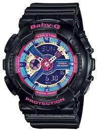 Наручные <b>часы CASIO BA</b>-<b>112</b>-<b>1A</b> — купить по выгодной цене на ...