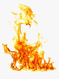 Flame Fire White Background, HD Png Download , Transparent Png Image - PNGitem