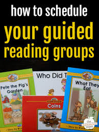 How To Schedule Your Guided Reading Groups The Measured Mom