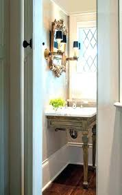 Small powder room design Modern Decorating Ideas For Small Powder Rooms Room Decor With On Budget Qualitymatters Decorating Ideas For Small Powder Rooms Room Decor With On