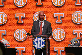 tennessee at sec media days 2018