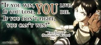 Inspirational Anime Quotes Inspiration 48 Inspirational Anime Quotes To Ensure Sure You NEVER EVER GIVE UP