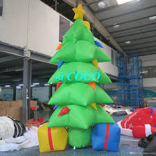2019 3m 10ft High Giant Inflatable Christmas Tree For Outdoor Decoration Cheap Xmas Inflatable Tree For Sale From Thjoylimited 271 36 Dhgate Com