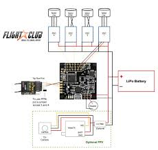 wiring diagram for rc car wiring wiring diagrams fpv quadcopter build schematic