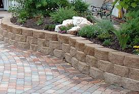 Small Picture Small Stone Retaining Wall Delectable Decoration Wall Ideas At