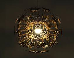 wooden ball chandelier white washed wood sphere chandelier wooden chandelier ceiling flying cranes wood birds pendant lamp plywood lamp diy lamp night light