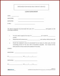 Business Loan Agreement Classy Form For Loan Agreement 44 Main Group