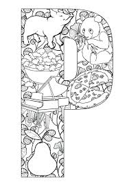 Letters H Free Coloring Pages With Letter B Printable Preschool To