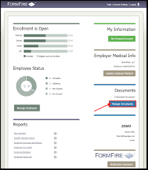 How To Use The Document Center As An Hr Manager Formfire Help