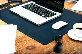 clear desk mat computer desk pad protector edge mat artistic clear sheet table mats