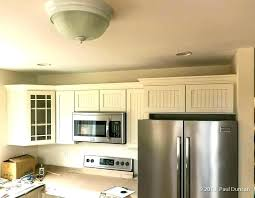 cabinet crown molding options
