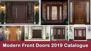 Full Glass Doors Design Catalogue Top 50 Modern Front Door Designs 2019 Catalogue Modern