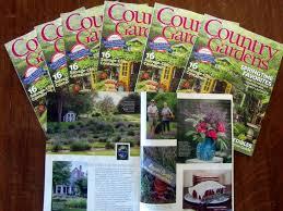 country garden magazine.  Magazine We Hit The Big Time In Country Gardens Magazine Intended Garden Magazine S