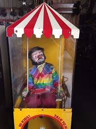 Ziggy The Talking Clown Vending Machine Simple RUFFLER AND WALKER Grand National 48 Player Coin Operated Horse Race