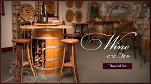 wine barrel furniture plans. Wine Barrel Furniture Plans Beautiful View Larger And R Diy Table Cocktail  . Made From A