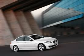 BMW Convertible 2012 bmw 528i m sport : BMW 5-Series Gains New 2.0-Liter Four-Cylinder Turbo Engines, 5 ...