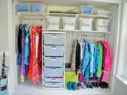 10 Ways To Organize Your Kids Closet Hgtv