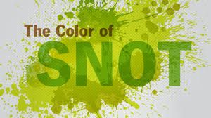 What The Color Of Your Snot Says About Your Health Mental