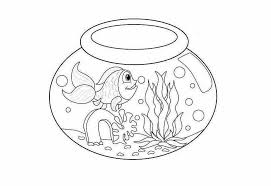 Small Picture Big Fish Bowl PrintablesFishPrintable Coloring Pages Free Download