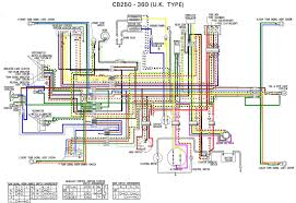 honda 250 wiring diagram honda wiring diagrams