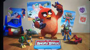 Angry Birds Transformers 2.0) Gameplay of Jazz & Captain Starscream in  Action - YouTube