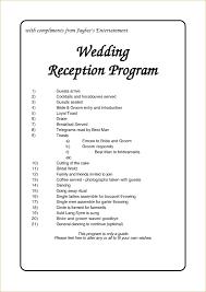 Wedding Reception Program Templates Image Result For Wedding Reception Program Wedding