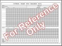 Xbar And R Chart Template X