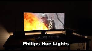 Hue Light To Music Sync Philips Hue Lights With Movies And Music Setup Demo